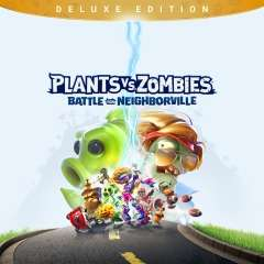 Plants vs. Zombies: Battle for Neighborville™ Deluxe Edition PS4 - £17.99 @ Playstation Store