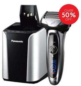 Panasonic ES-LV95 Arc5 Wet & Dry 5-Blade with Cleaning System Men's Electric Shaver - £109.99 delivered @ Shavers