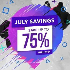 July Savings @ PlayStation PSN Indonesia - MediEvil £10.62 Soulcalibur Ⅵ £9.35 Star Wars Battlefront £2.66 The Sinking City £10.81 + more
