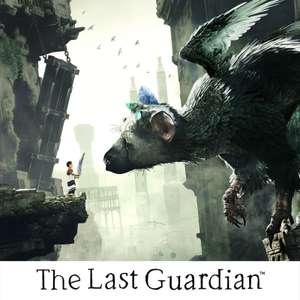 The Last Guardian™PS4 £11.99 at Playstation Store