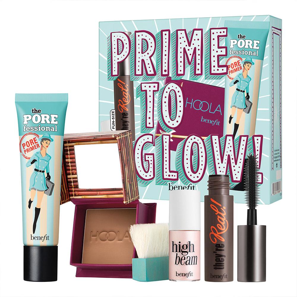Benefit primer, bronzer, mascara & highlighter set - £26 @ Benefit Cosmetics (free delivery)