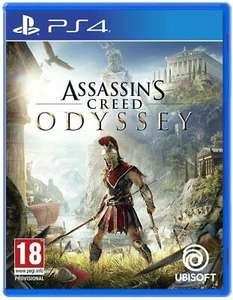 Assassins Creed Odyssey PS4 £13.49 / Far Cry New Dawn PS4 £8.49 / Middle Earth Shadow of War PS4 £6.49 New Delivered @ eBay/uk-tech-spares