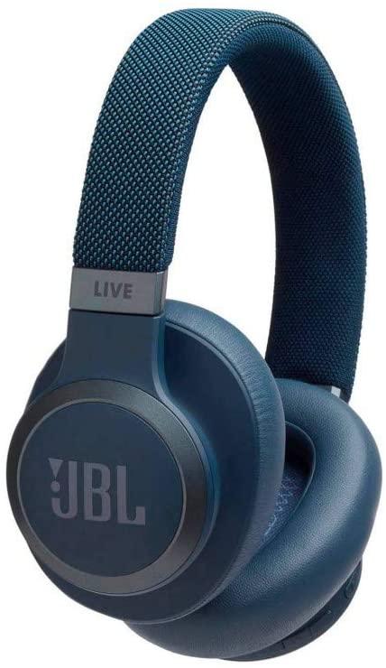 JBL Live 650BTNC Wireless Over-Ear Noise-Cancelling Headphones with Alexa (Blue) £89.97 Amazon