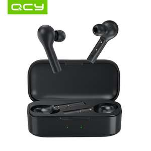 QCY T5 Bluetooth 5.0 wireless earphones £14.70 Delivered @ AliExpress Deals / QCY Store