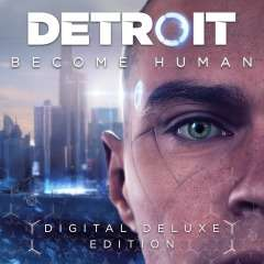 Detroit: Become Human Digital Deluxe Edition (Inc. Heavy Rain) - £11.19 / £10.04 (Using Shopto Credit) @ PlayStation Network