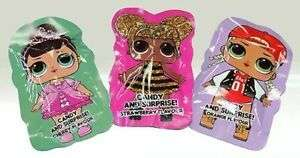 LOL Surprise Bag with Surprise & Popping Candy - 39p or 3 for £1 in-store @ Quality Save, Prestwich