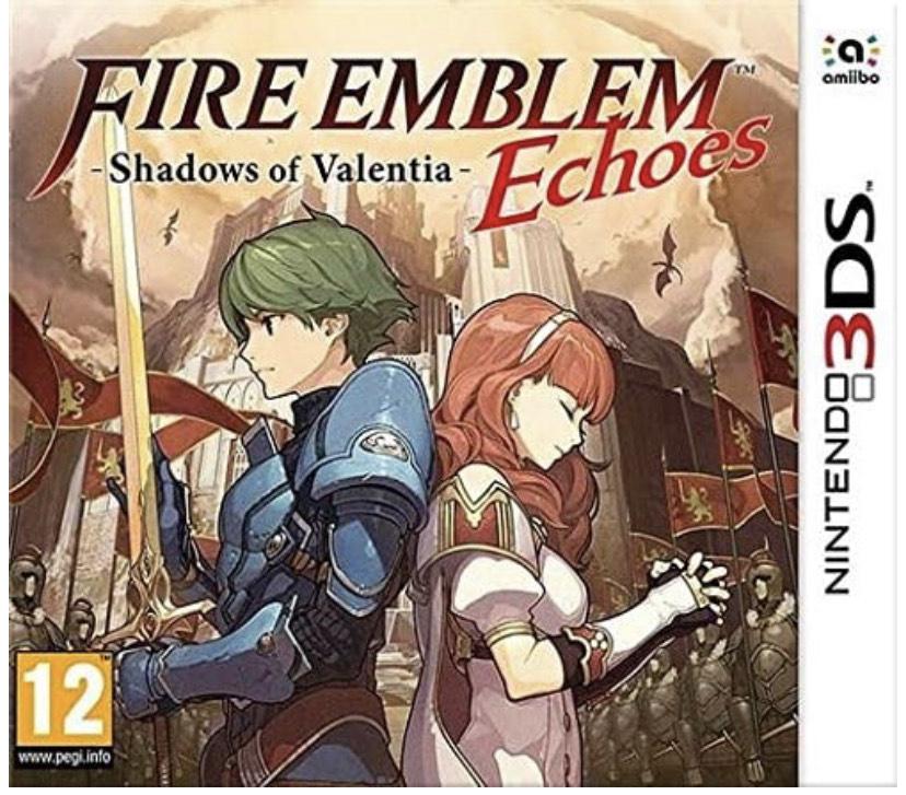 Fire Emblem Echoes: Shadows of Valentia Nintendo 3DS £3.99 Prime / £6.98 Non Prime @ Amazon