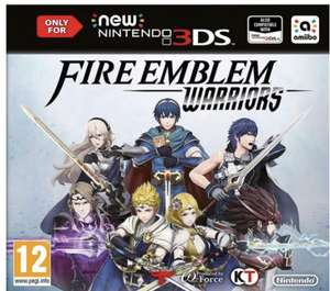 Fire Emblem Warriors 'New' Nintendo 3DS £6.95 delivered @ The Game Collection