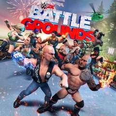 WWE 2K Battlegrounds [PS4] £27.55 Pre-Order @ PlayStation PSN US