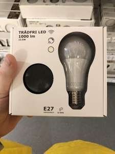 IKEA Tradfri wireless dimming lighting kit (1000 Lumen) £5 instore @ Ikea Croydon