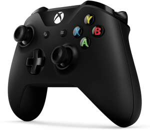 Xbox One black wireless controller £49.99 @ Amazon (+40% off Xbox Game Pass Ultimate 3 Months)
