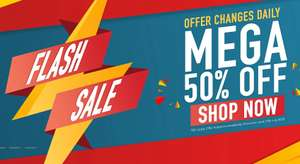 Eaglemoss MEGAs Flash Sale - Up To 50% Off on models & figurines etc