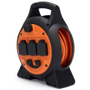 Mobile Mains Roller Power Unit 15m cable + discount card for £35 @ Go Outdoors (Free C&C)