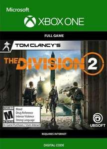Tom Clancy's The Division 2 - Xbox One (United States) - £5.96 @ Eneba / Egame Trading