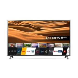 LG 75UM7050PLA 75 inch 4K Ultra HD HDR Smart LED TV (6 Years guarantee) - £ 774 with code TV25 @ Richersounds