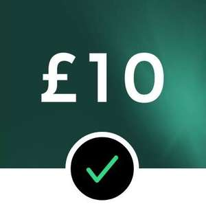 M&S £10 off a min £10 spend on clothing, beauty or homeware (Sparks Card - Selected Accounts) at Marks & Spencer (Account Specific)