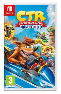 Crash™ Team Racing Nitro-Fueled (Nintendo Switch) - £21.99 / (PS4) £22.99 / (Xbox One) £20 Delivered @ Amazon