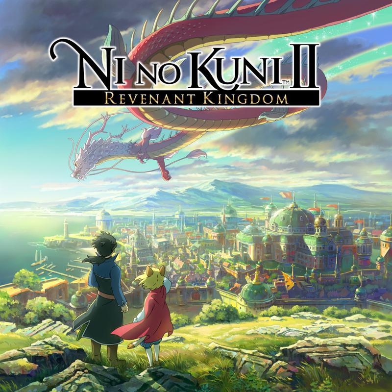 Ni no Kuni II Revenant Kingdom - £9.19 with code (Princes edition £12.32) @ Voidu