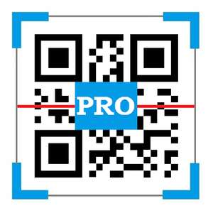 Free Android App : QR/Barcode Scanner PRO (4.7*) - Google Play