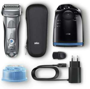 Braun Series 7 Electric Shaver for Men 7898cc Wet and Dry - £ 114.99 (£23x5 monthly installments option available) @ Amazon