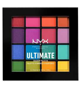 25% on selected NYX Professional Makeup Prices Starting £2.65, £1.50 C&C Free over £20 From Boots