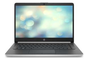 """HP 14-dk0599sa 14"""" AMD Ryzen 3 Laptop - 128 GB SSD, Silver £299 delivered using code / Click and Collect @ Currys PC World"""