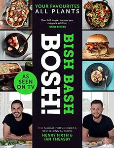 BISH BASH BOSH!: The Sunday Times bestseller - £7.50 (Prime) £10.49 (Non Prime) @ Amazon.co.uk Deal of the Day