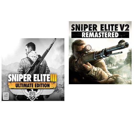 Sniper Elite V2 Remastered or Sniper Elite 3 Ultimate Edition (Nintendo Switch) for £11.99 each @ Nintendo eShop (SA £10.79)