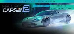 [Steam] Project CARS 2 - Deluxe Edition (PC) - £8.23 with code @ Voidu