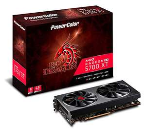 Powercolor AMD Radeon RX 5700 XT Red Dragon 8GB - £359.99 direct from Amazon