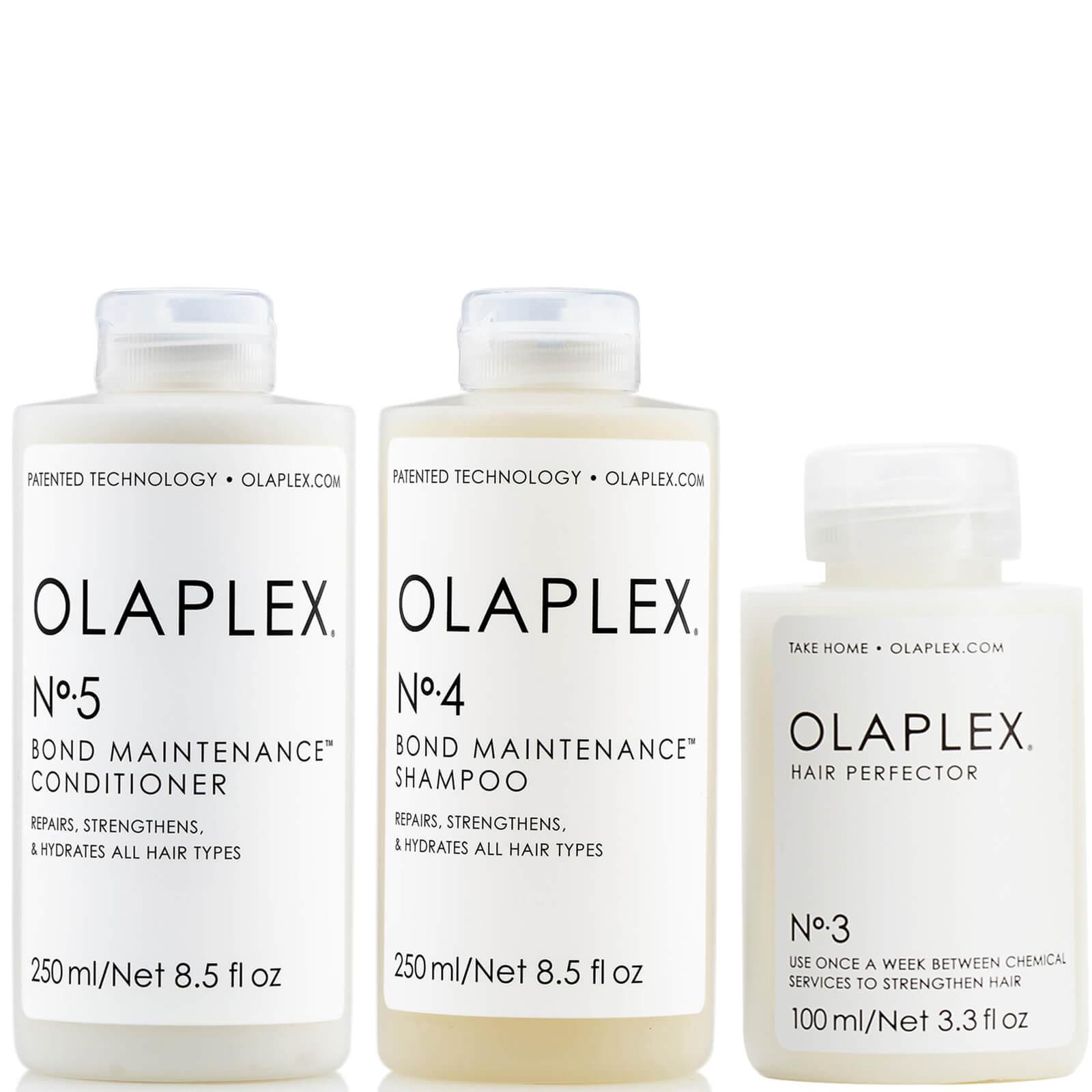 Olaplex Hero Bundle £66.30 + Upto 2% TCB+Free Delivery @ Look Fantastic