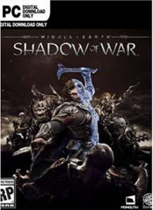 Middle-earth: Shadow of War PC £3.99 at CDKeys