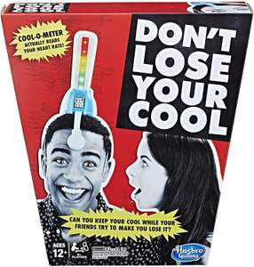 Don't Lose Your Cool game - £5.25 + £3.99 p&p (£9.24) (Free delivery on £19.99 spend / Free C&C with £10 spend) @ The Entertainer