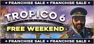 Tropico 6 (Steam PC) Free To Play @ Steam Store