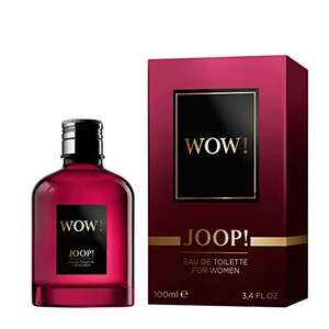Joop! Wow! Woman Eau de Toilette, 100 ml £20 at Amazon