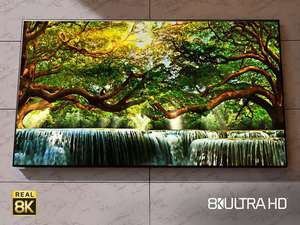 """LG 75SM9900PLA (2019) LED HDR NanoCell 8K Ultra HD Smart TV, 75"""" Cinema Screen Design, Dolby Atmos 5 Years Warranty £2,499 at Reliantdirect"""