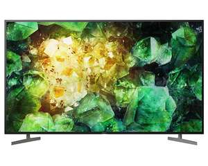 """Sony KD-65XH8196 65"""" LED 4K HDR Television with Android TV £911.96 (From 13/07) @ Costco"""