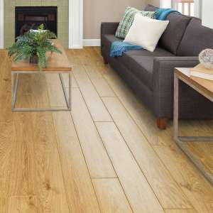 Golden Select 12mm Laminate Flooring with 2mm Foam Underlay £14.38 @ Costco