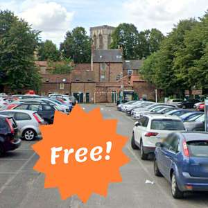 Free Parking in York for the First Two Hours using the Ringo App