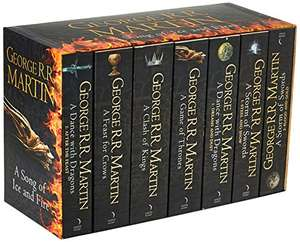 A Song of Ice and Fire, 7 Volumes Paperback - £22.50 Delivered @ Amazon