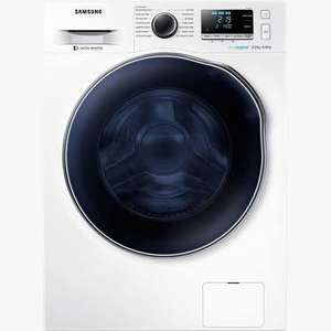 Samsung WD90J6A10AW/EU 9kg/6kg, 1400rpm ecobubble™ Washer Dryer A Rating in White £549.99 at Costco
