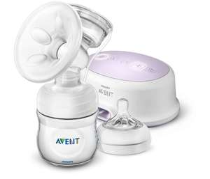 Philips Avent Electric breast pump £34.38 @ BOOTS INSTORE