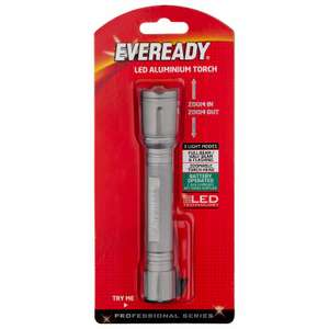 Eveready Super Bright Torch Reduced To £4.99 in B&M