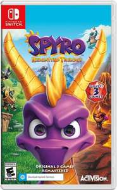 Spyro Reignited Trilogy [ Nintendo Switch ] - £21.99 @ Amazon