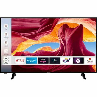 Techwood 55AO9UHD 55 Inch TV Smart 4K Ultra HD LED Freeview HD 3 HDMI Dolby - £329 @ AO ebay