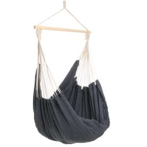Detex Hanging Chair (185 x 130 x 155 cm) in grey for £24.95 delivered @ DeubaXXL