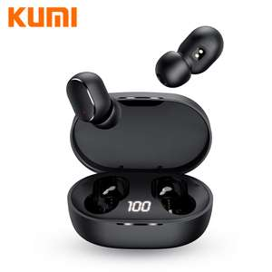 KUMI T9S True Wireless Bluetooth 5.1 Earphone £6.64 Delivered using code @ AliExpress Deals / Xiaomi-Global Store