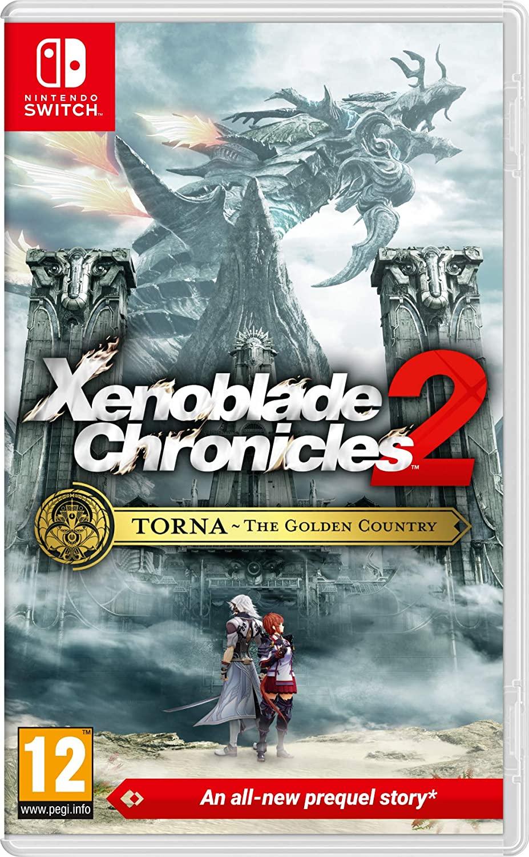 Xenoblade Chronicles 2: Torna – The Golden Country (Nintendo Switch) £28.99 @ Argos