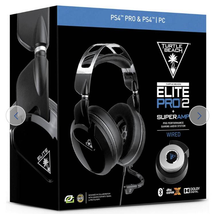 Turtle Beach Elite Pro 2 PS4 Headset £149.99 at Argos