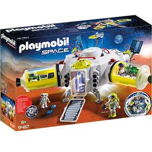 Playmobil Space Station £44.95 at Jadlam Toys and Models